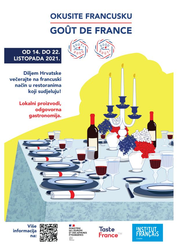 francuska hrana u hrvatskoj